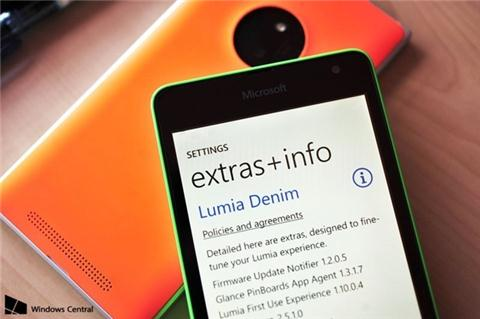 lumia denim固件推送多款机型
